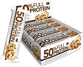 QNT 50 Full Protein Bar Chocolate Cookie 12 x 50 g Estimated Price : £ 27,00