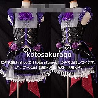 アイドルマスターシンデレラガールズ スターライトステージ 神谷奈緒 オーバー・ザ・レインボー SSR+ コスプレ衣装