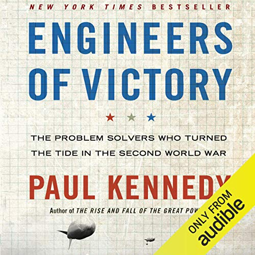 Engineers of Victory audiobook cover art