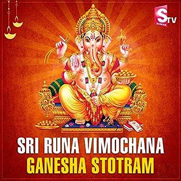 Sri Runa Vimochana Ganesha Stotram