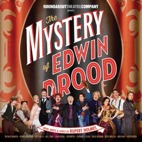 The New 2013 Broadway Cast Recording