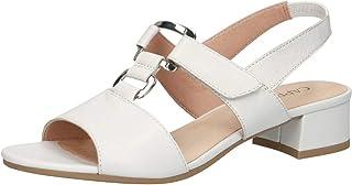 Caprice Dames Sandaaltje 9-9-28203-26 102 G-breedte Maat: 39 EU