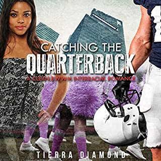 BWWM Romance: Catching the Quarterback cover art