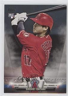 Shohei Ohtani (Baseball Card) 2018 Topps - Topps Salute Series 2#S-54