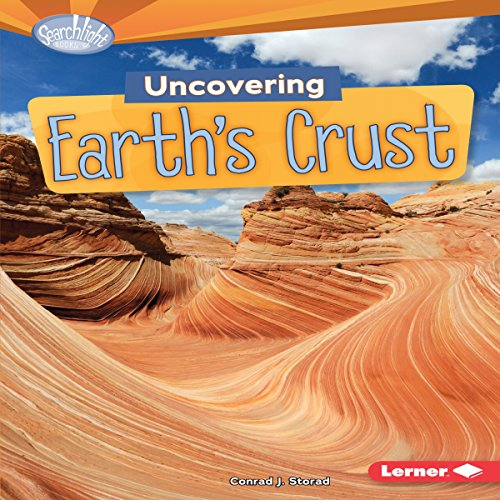 Uncovering Earth's Crust cover art