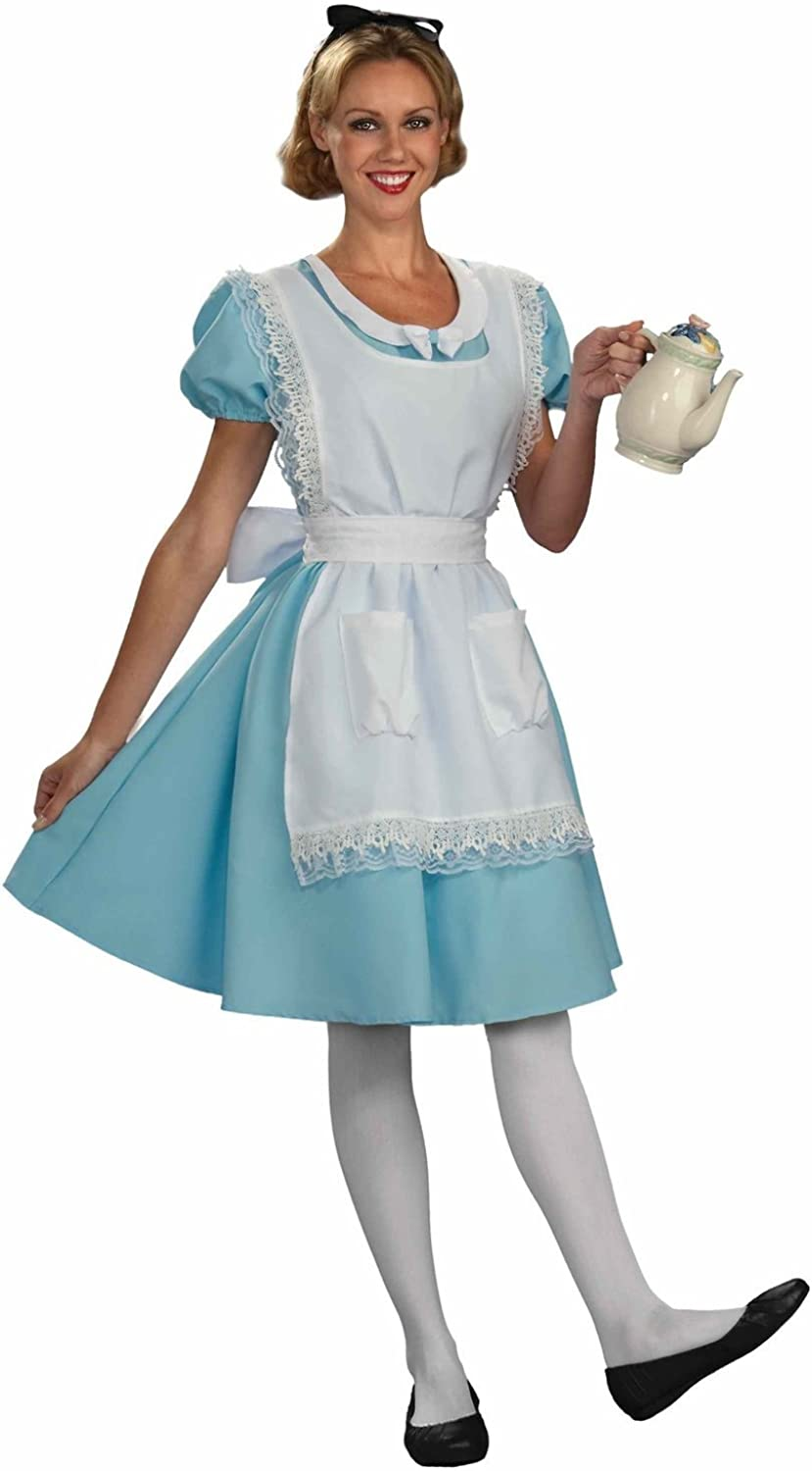 Amazon Com Forum Alice In Wonderland Alice Costume Clothing So, will that be ok. forum alice in wonderland alice costume
