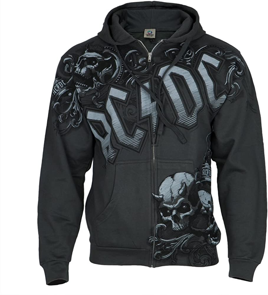 AC OFFicial DC New Shipping Free - Night Zip Hoodie Prowler