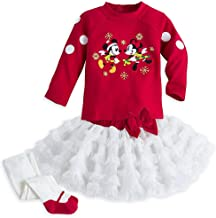 Disney Store Minnie Mouse Outfit