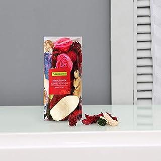 Home Centre BLOSSOM Floral Garden Scented Potpourri - Red