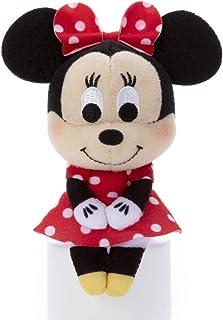 タカラトミーアーツ ディズニーキャラクター ちょっこりさん ミニーマウス ぬいぐるみ 高さ約 12cm