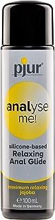 pjur analyse me! Relaxing Silicone Anal Glide - Siliconen glijgel voor comfortabele anale sex - extra lang glijdend - met ...