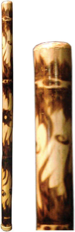 El Paso Mall Didgeridoo Bamboo Burn bag free shipping with