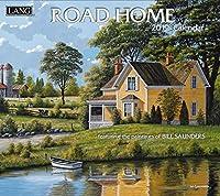 The LANG Companies Road Home 2019 Wall Calendar (19991001938) [並行輸入品]