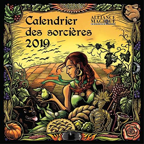 Calendrier des sorcières 2019: Reconnectez-vous toute l'année à la terre et à l'esprit