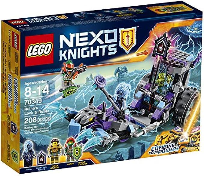 LEGO NexoKnight 70349 Ruina's Lock & Roller