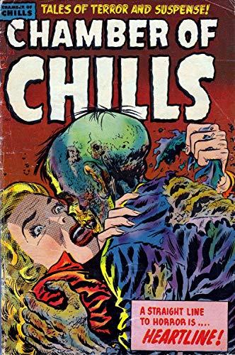 Chamber of Chills 023 (diff ver) -JVJ (English Edition)