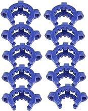 Deschem 19# Laboratory Plastic Keck Clamp Clip for 19/26(19/38) Glass Joints 10pcs/lot