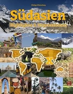Südasien Highlights & Impressionen: Original Wimmelfotoheft Mit Wimmelfoto-Suchspiel
