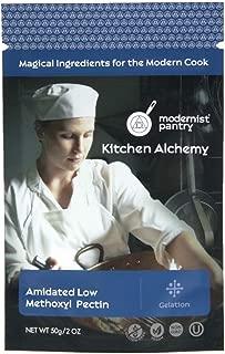 Pectin - Amidated Low Methoxyl (Molecular Gastronomy) ⊘ Non-GMO ☮ Vegan ✡ OU Kosher Certified - 400g/14oz