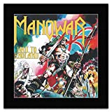 Stick It On Your Wall Manowar Mini-Poster, Motiv Hell to