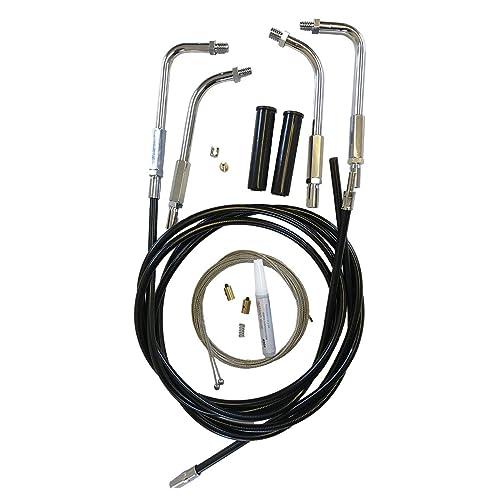 Harley Davidson Throttle Cables Amazon Com