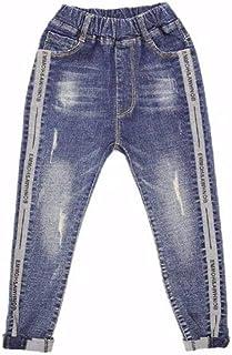 HOSD Ropa para niños Jeans para niños Pantalones para niños Primavera 2019 Pantalones para niños Pantalones Casuales
