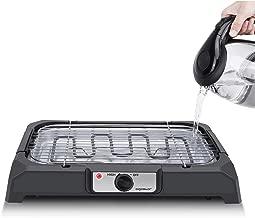 Aigostar Lava 31LDQ– Barbacoa eléctrica, Grill, 2000W,