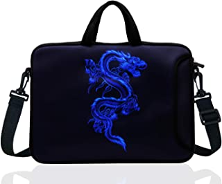 TAIDY 17 to 17.3-Inch Neoprene Laptop Shoulder Bag Sleeve Case for 17