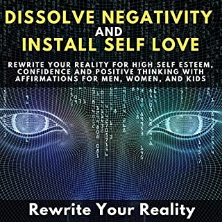 Dissolve Negativity and Install Self Love cover art