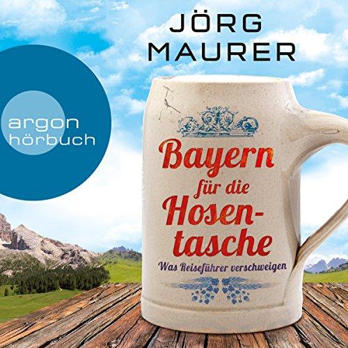 Bayern für die Hosentasche Titelbild