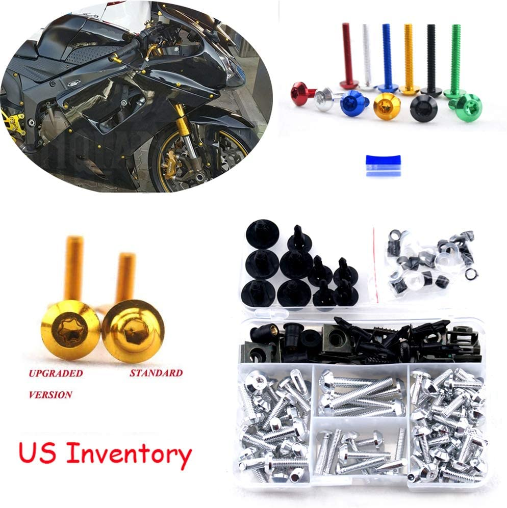 Complete Alloy Super intense SALE Motorcycle Body Fairing 4 years warranty For Bolt Kit Screws