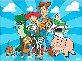 Painel Tnt Toy Story Grande Decoração pra Festa Aniversário