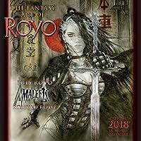The Fantasy Art Of Royo 2018 Wall Calendar (CA0132) [並行輸入品]