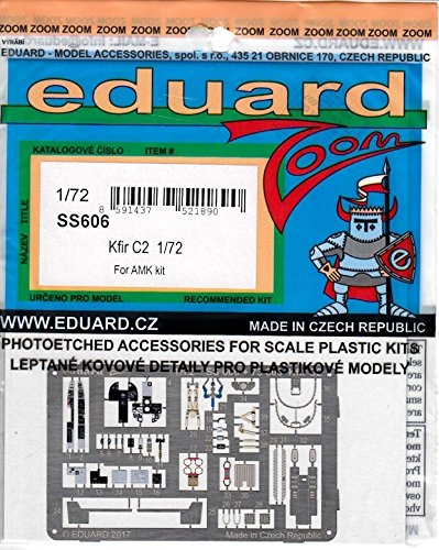 Eduard Accessories SS606Model-Making Accessory Kfir C2for AMK