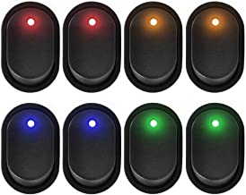 Best red led toggle switch Reviews