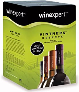 Vieux Chateau Du Roi (Petite Shiraz Blend)(Vintner's Reserve)Wine ingredient Kit