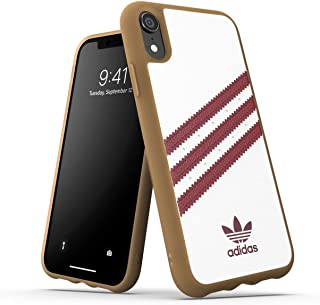 adidas OR Moulded case PU SS19 for iPhone XR, White