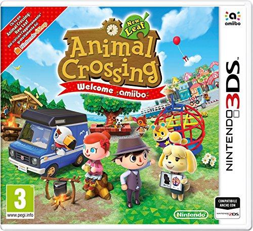 Animal Crossing: New Leaf - Welcome amiibo! - Nintendo 3DS