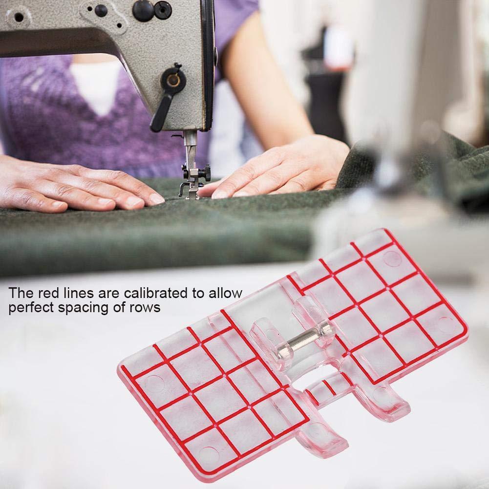 Máquina de coser Prensatelas para pies, Herramienta de puntada ...