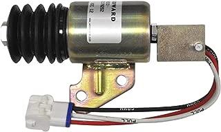 Miller 208106 Solenoid,Fuel/Shutdown W/Mtg Bkt