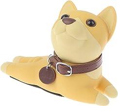 Deur stop, schattige hond deur stop siliconen deurhouders vangst vloer nagelvrije stop veiligheid speelgoed baby thuis deu...
