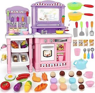 Toys SR1110 Importado Vajilla de juguete Barbie Faro