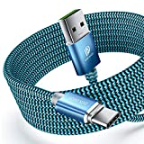 DUX DUCIS Cable USB Type C [2M], Câble Huawei P20 / P20 Lite / P20 Pro, Durable Nylon Tressé USB...