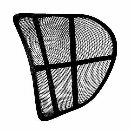 HAC24 Rückenstütze Auto Stuhl Rückenhilfe Haltungskorrektur Stütze Rückenstabilisator Autositz Geradehalter Lendenwirbel Haltungskorrektur