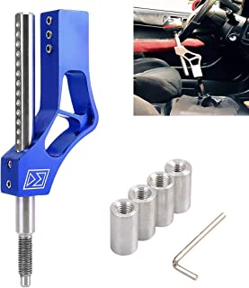 WTYD Interior Accessories Car Modification Heightening Gear Shifter Extension Rod Adjustable Height Adjuster Lever Shift L...