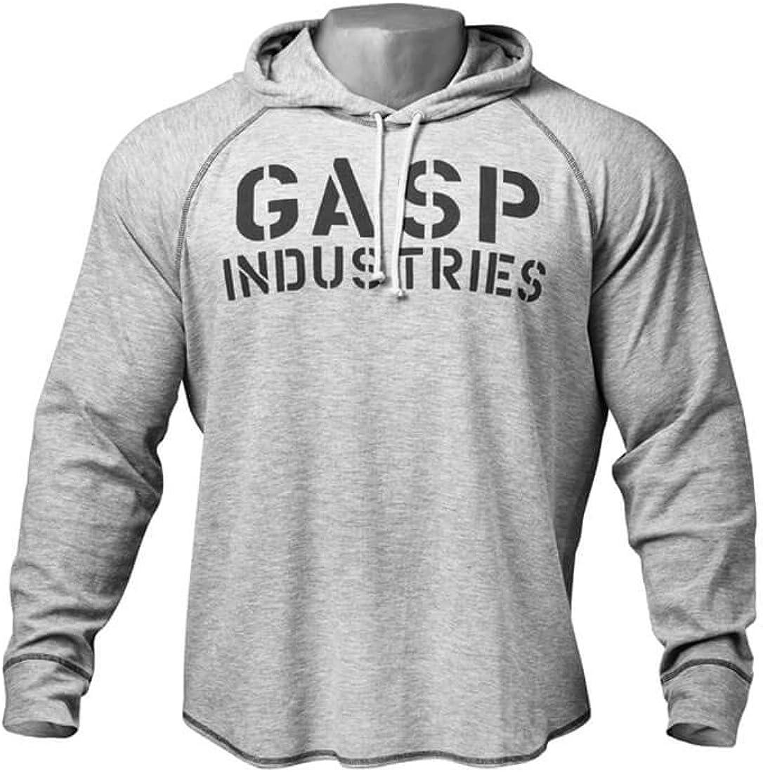 GASP Herren L//S Thermal Hoodie L//s Thermal Hoodie