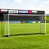 FORZA Proflex But de Football 'Pop-Up' | Poteaux Pliables & Portables [5 Tailles] (5m x 2m)
