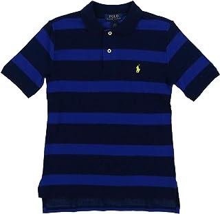 Boys Polo Shirt Mesh
