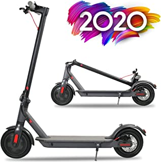 "Emaxusa Electric Scooter for Adults,US Federal Agency Safety UL Certified,8.5"" Tires 350W Motor Speed 15.8 MPH,Up to 16 Miles,Long Range Battery,Portable Folding Electric Scooters for Adults"