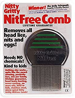 Nitty Gritty Comb - ASSY - PACK OF 1